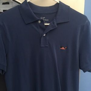 Vineyard Vines American Whale polo